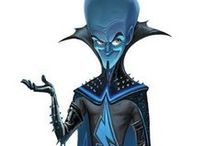  Art of Megamind
