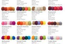 Paint Palette / Paint colors / paint groups / paint palette suggestions & examples  / by MJB Hewitt
