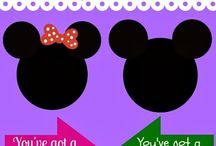 #DisneySide at Home Celebration / Host a Disney Theme Party: Party Ideas, Printables, Crafts, Recipes & More.  / by Lisa Quinones-Fontanez