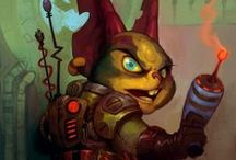  Art of Wildstar