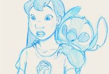 Art of Lilo & Stitch