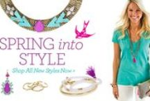 Spring Into Style - Spring 15 Jewelry / by Towne & Reese