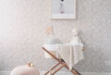 The Neutral Nursery Perfected / Pink or blue? How about touches of neutral instead?