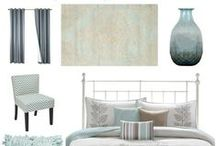 Bedroom Inspiration / My calming bedroom makeover continues. These are on my Wayfair Wish List/Idea Board.