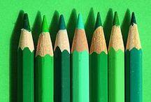 Shades of Green Inspiration