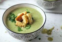 FOOD AND SOUP / Même les soupes peuvent être belles, on vous le prouve avec ce petit tableau d'inspirations dédicacé Food and You ;)