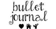 Bullet Journals / Bullet Journal inspiration and free printables!