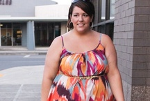My Plus Sized Style  / I am a plus-sized girl, slowly coming down. These are clothes and styles that I love. Enjoy!