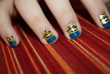 Cool Nails to Try / Love to try new nail techniques at home!  These are some cool ideas others have done and even a couple of my own!