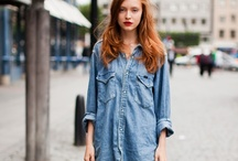 street + blogger style / mostly fed through my tumblr- but the original sources are there! / by Christina Bindon