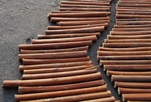 Color - Browns & Greys / pewter, sepia, mahogany. graphite, bark, pebble, lava, sand etc.
