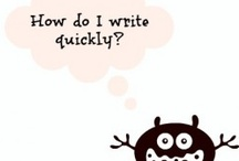 Writing Articles and Resources