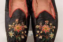 Shoes & Socks / assorted inspiration