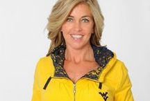 West Virginia Mountaineers, Let's gooooo! / Support your Mounties in Style!  Everything to get you head to toe Gameday Chic.