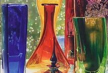 ~ Decorative Art Glass ~ / Beautiful Glasswork / by Deby Matta DeBruycker