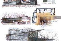 arquitectura y diseño / by Ceci Villanueva
