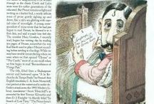 Writers and Artists on Proust