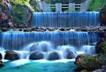 ~ WaterFall Drama ~ / Waterfalls / by Deby Matta DeBruycker