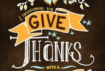 iGive Thanks / All things Thanksgiving and Fall / by Nadine Van Buskirk