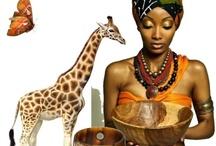 Afrika / Het continent waar ik ben geboren. Om precies te zijn is Benin mijn geboorteland. Met trots deel ik graag deze mooie, stoere, grappige kleurrijke en inspirerende foto's met je.  www.yebba.nl