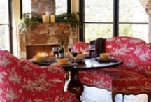 ~ Dining Room Design ~ / Designs & Ideas / by Deby Matta DeBruycker