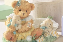 ~ Cherished Teddies ~ / Collectables / by Deby Matta DeBruycker
