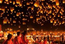 Bucket List / Places i dream to visit, things i dream of doing, amazing experiences