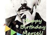 Proust's Birthday: July 10th, 1871