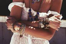Bohemian Chic Fashion Style / by Shabby Chic Boho