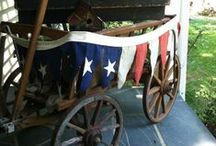 All Things Patriotic / Memorial Day, 4th of July, Labor Day - all things Red White & Blue.  Food, Festivities, Crafts & Decor.