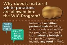 The WIC - Potato Issue / Why it matters if the white potato is allowed in WIC.