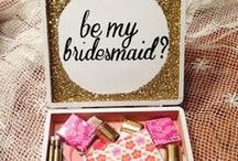 Bridal Shower/ Bachelorette/Bridal Party Gifts & Ideas / by Angela Nicole