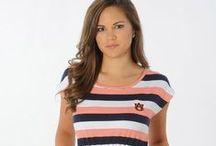 Auburn Tigers - War Eagle!! / Fashionable Auburn Tigers women's apparel in missy and plus sizes! Shop online at www.UGapparel.com!
