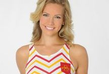 Iowa State Cyclones / Iowa State Cyclones fashionable women's apparel in missy and plus sizes! Shop online at www.UGapparel.com!