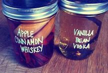 Homemade Booze ideas / by Angela Nicole