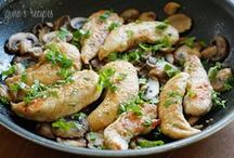 Dinner Recipes- Chicken / by Angela Nicole