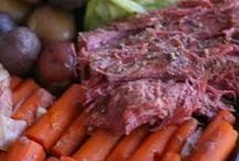 Dinner Recipes- Corned Beef / by Angela Nicole