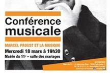 Proust ITEM...Conferences...Lectures...Seminars / Proust Conferences, Lectures, Seminars, and Research...including L'INSTITUT DES TEXTES ET MANUSCRITS MODERNES (ITEM)