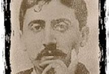 "Proustian ~ Chris Taylor / Chris Taylor's ""Marcel Proust Ephemera Site""  This is an ""informal site dedicated to the writings of Marcel Proust."" In 2015: Carnets 1-4 translated into English."