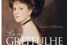 Proust and Comtesse Greffuhle / La comtesse Greffulhe, née Élisabeth de Caraman-Chimay