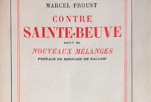 Proust and Sainte-Beuve