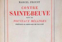 Proust and Sainte-Beuve