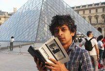 Proustian ~ The Delhi Walla: Mayank Austen Soofi