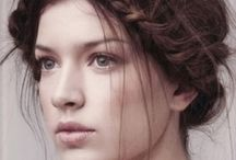 hair, makeup, skin / by anabela / fieldguided