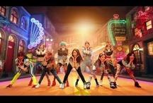 amazing choreography / by Arletta Gee