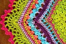 Crocheted Things and some knitted / by Lisa Parra