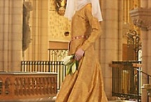 1300-1400's Women's Clothing / by Tami Crandall