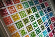 Quilts / I love quilts! I may actually make one someday, but for now, I admire them. / by Webster Fiber Arts