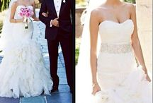 Wedding Dresses / by Rekha