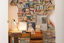 Books / books, storing, shelves, interior, readers spaces